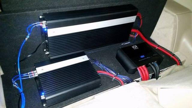 SSA amp prototypes